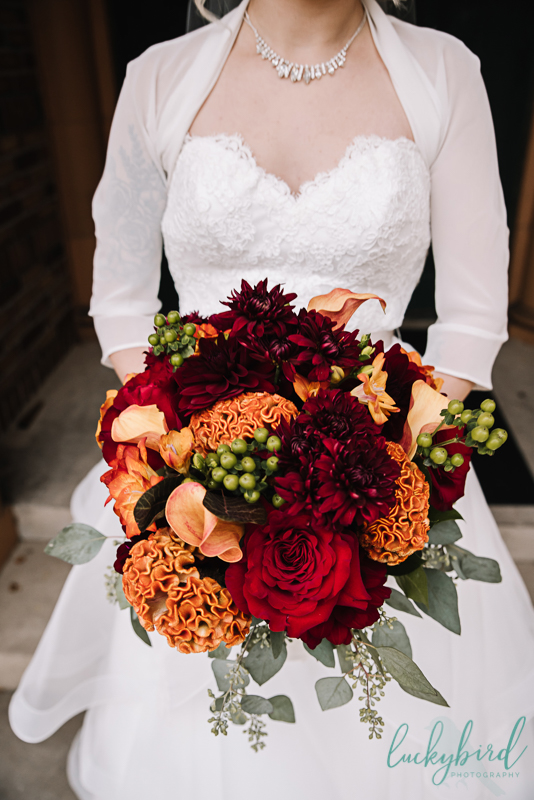 nazareth hall fall bouquet beautiful blooms by jen