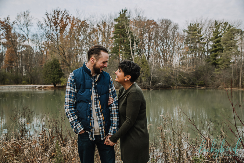 engagement photography at pearson park