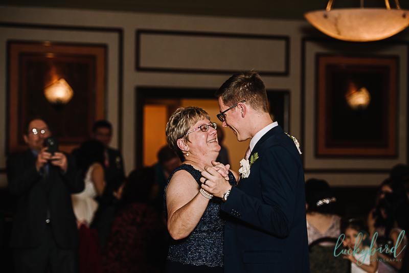 mother son dance in perrysburg