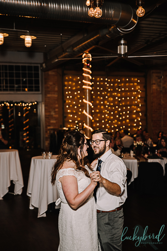 first dance at blarney event center