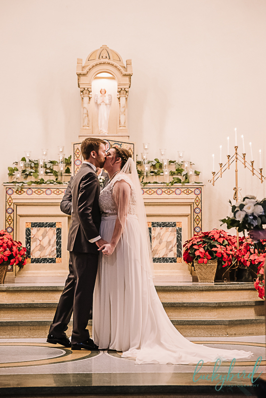 first kiss at nazareth hall chapel