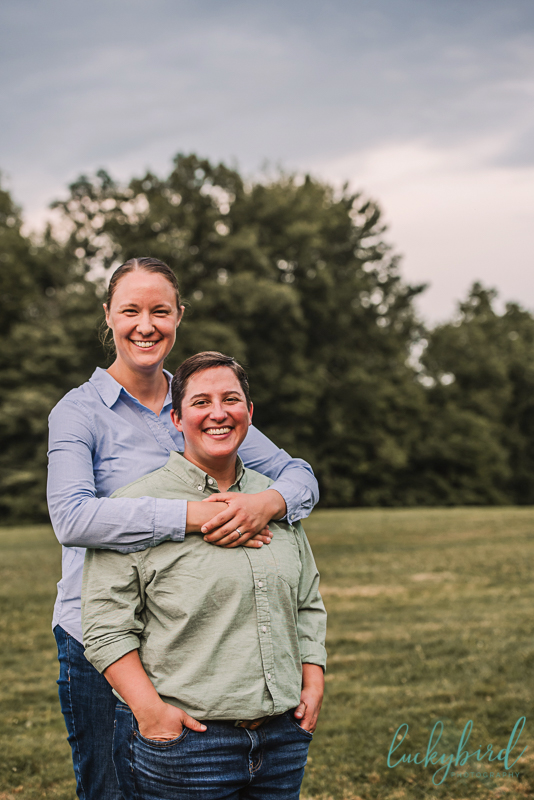 Cuyahoga Valley Engagement Photos