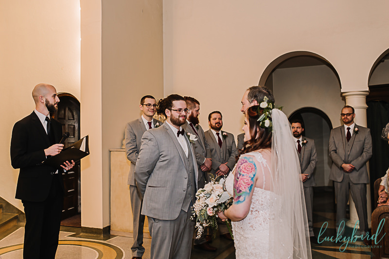 nazareth hall chapel wedding photo example