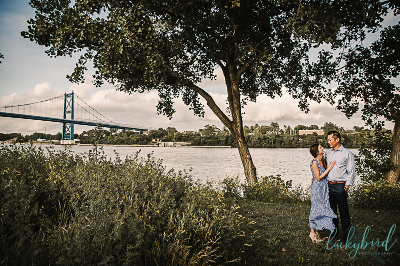 middlegrounds-park-engagement-photo-with-bridge