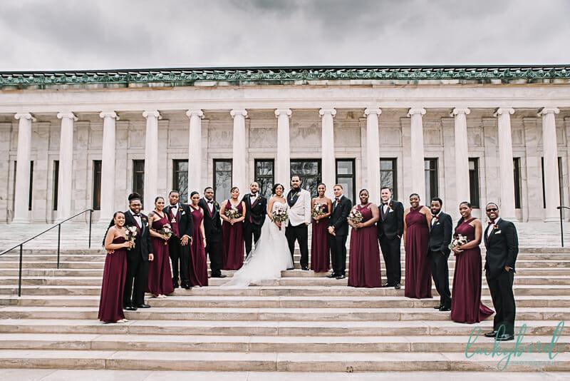 Family Photos for Wedding