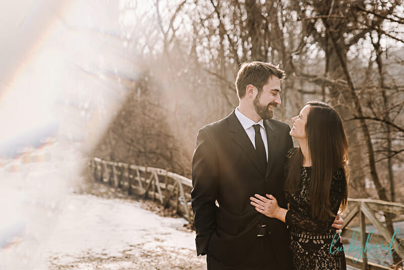 wildwood-engagement-session-in-formal-outfits
