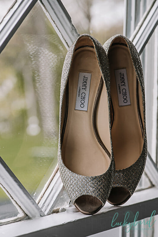 jimmy choo shoes at toledo country club