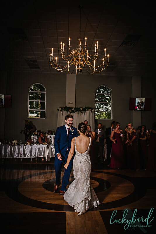 dancing wedding photo in toledo