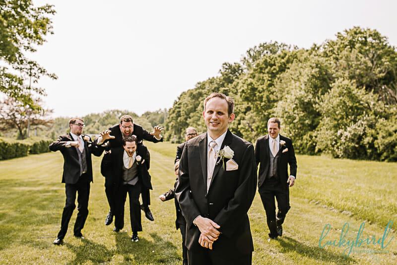 groomsmen at the pinnacle funny