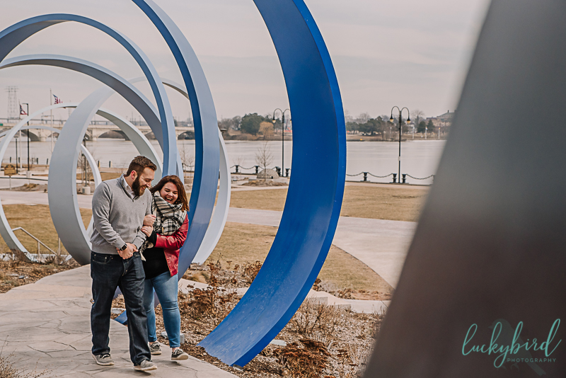 promenade-park-engagement-photos