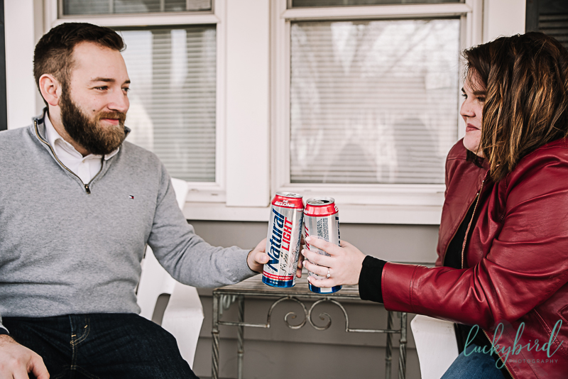 toledo-engagement-session-with-tall-boy-beer