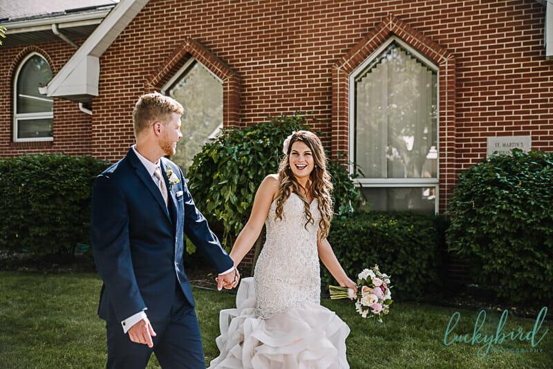 archbold ohio wedding photography