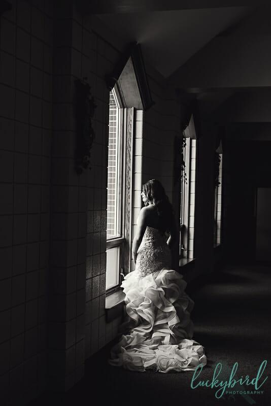 bride at archbold ohio church
