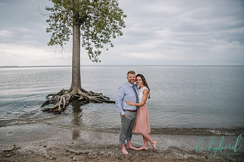 sterling state park engagement photos
