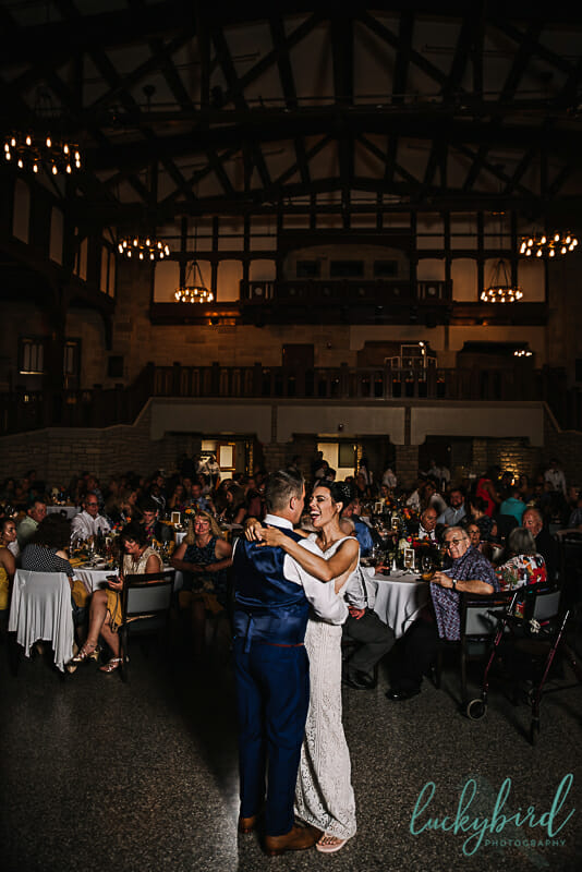 toledo zoo first dance at the great hall