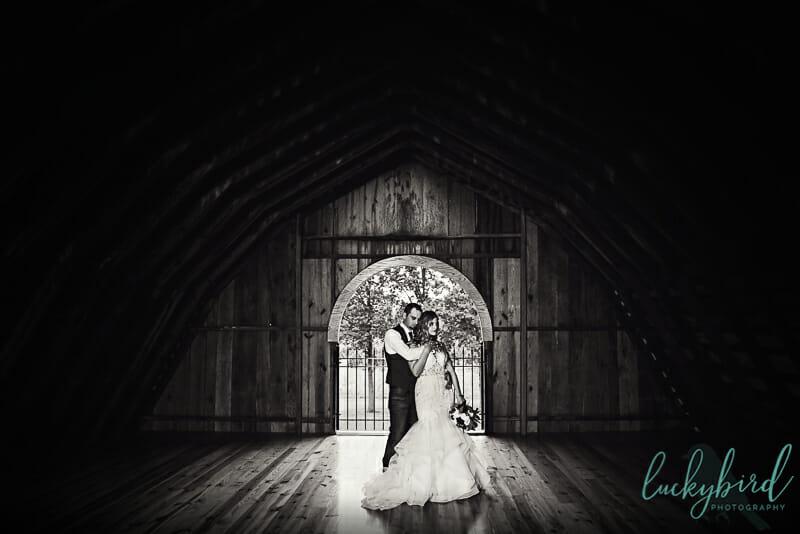 barn wedding photography in ohio