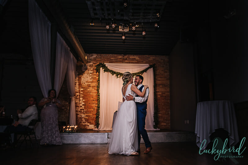 first dance blarney toledo wedding