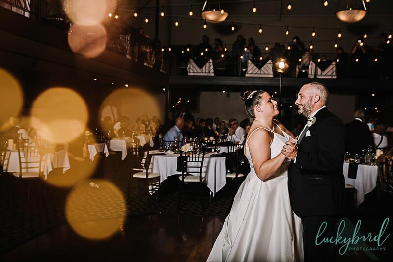 first dances at nazareth hall inside lady glen