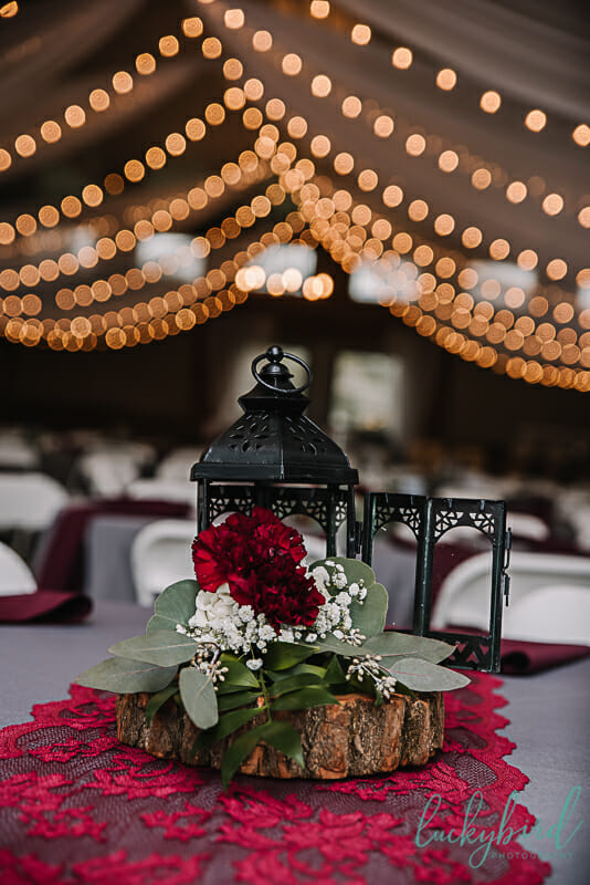 k and ks something borrowed decor at the stables