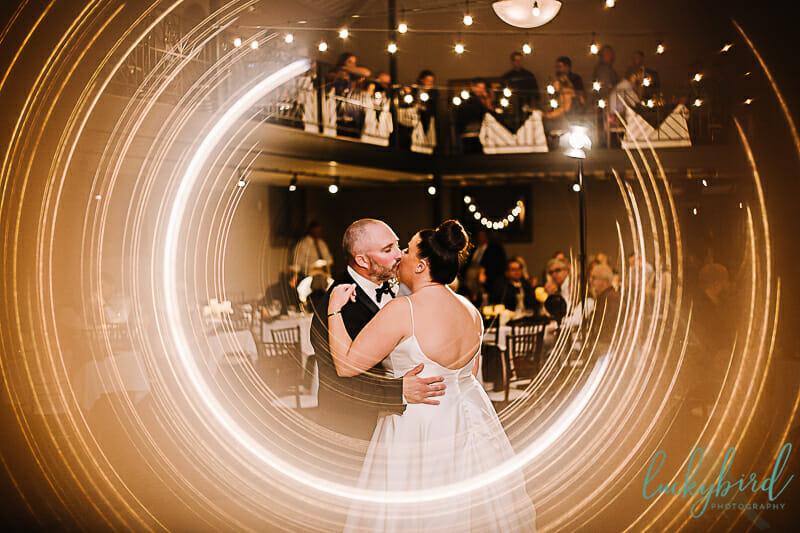 lady glen ballroom wedding at nazareth hall