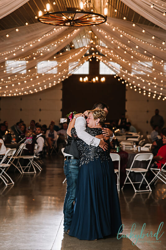 mother son dance the stables
