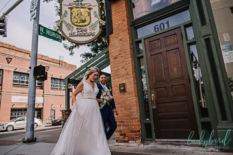 the blarney wedding photography toledo
