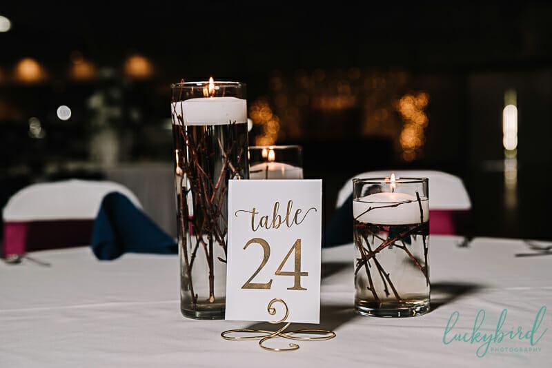 toledo fall wedding venue