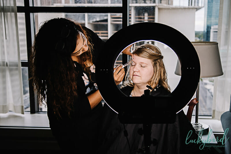 toledo makeup artists