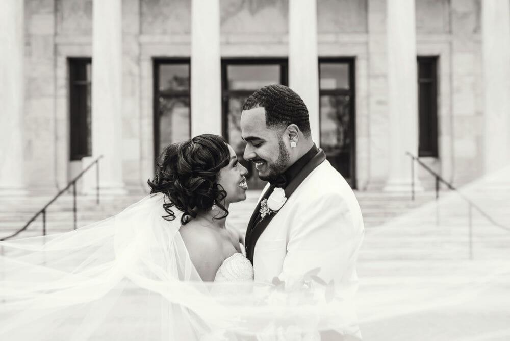 toledo museum of art wedding photos