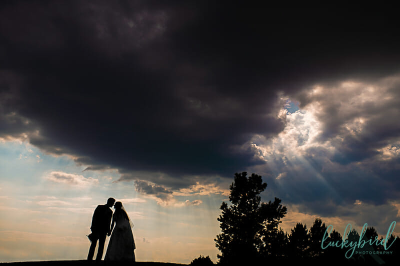 stone ridge summer wedding photos
