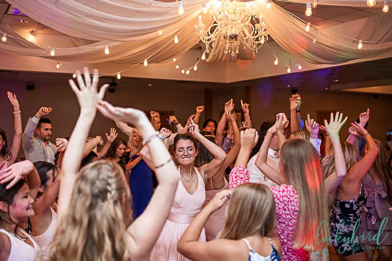wedding receptions in bowling green