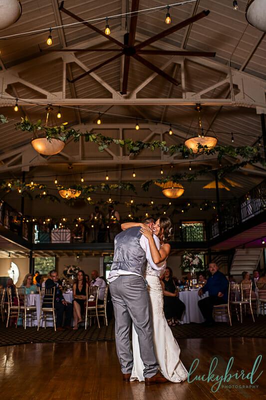 nazareth hall ladyglen first dance
