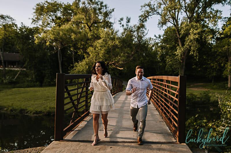 sidecut engagement photos