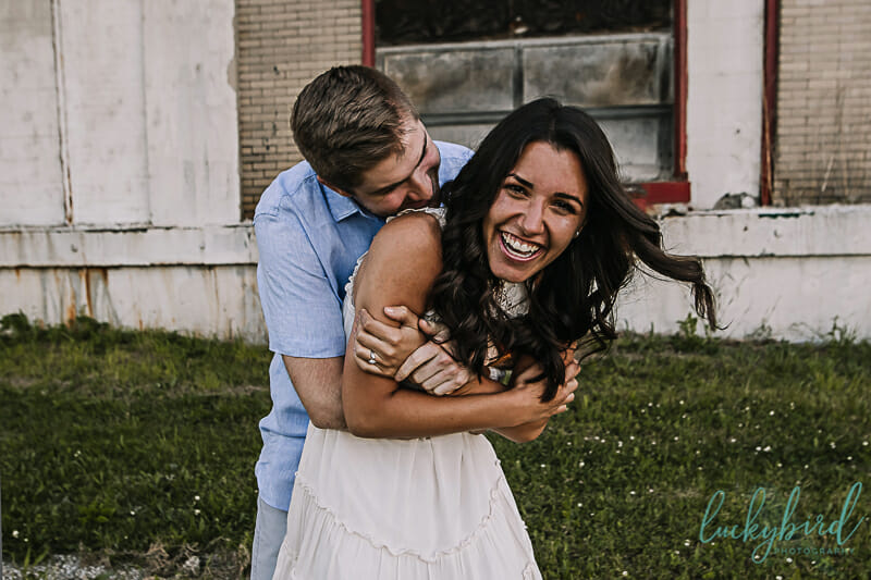 toledo engagement photos by oliver house