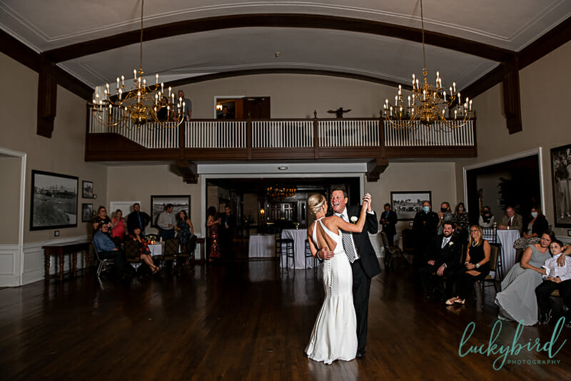father daughter dance at inverness country club toledo