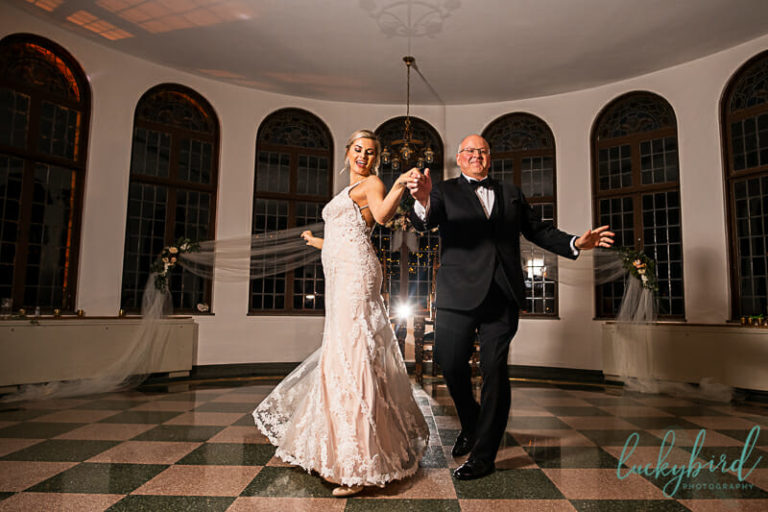 father daughter dance at nazareth hall cadet west