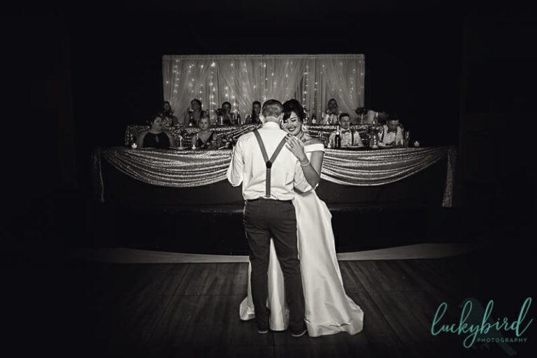 first dance summit toledo wedding