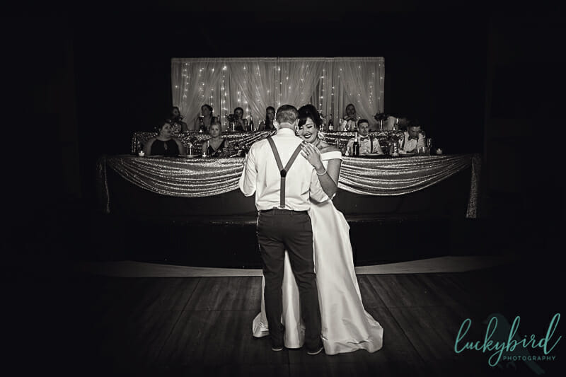first dance summit toledo wedding