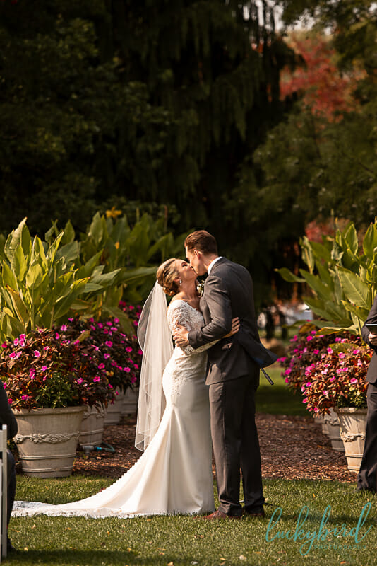 first kiss at schedel gardens