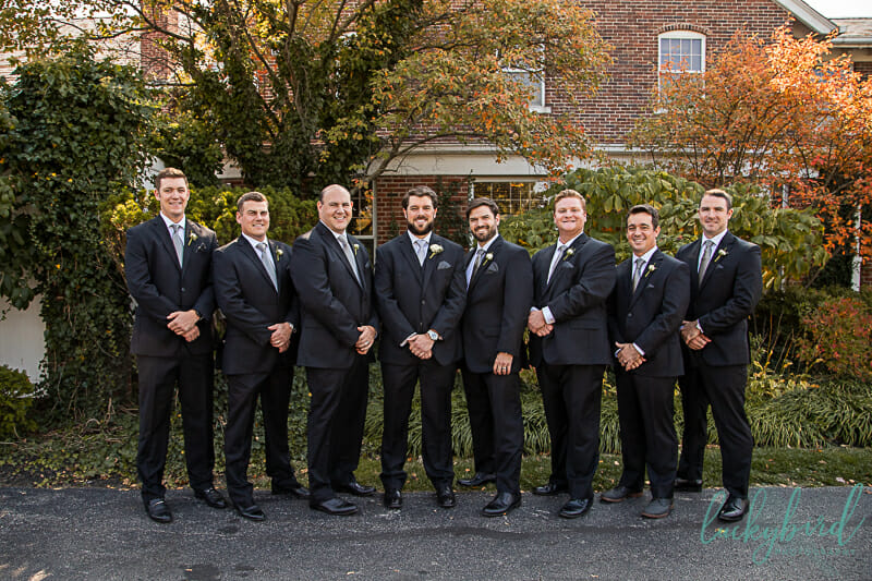 groomsmen at inverness toledo