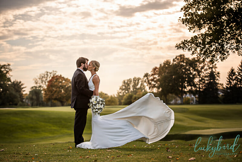 inverness country club wedding