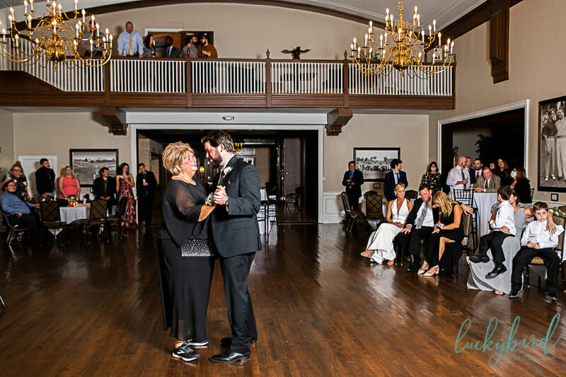 mother son dance at inverness country club toledo