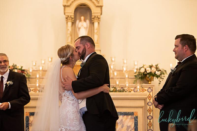 nazareth hall chapel first kiss