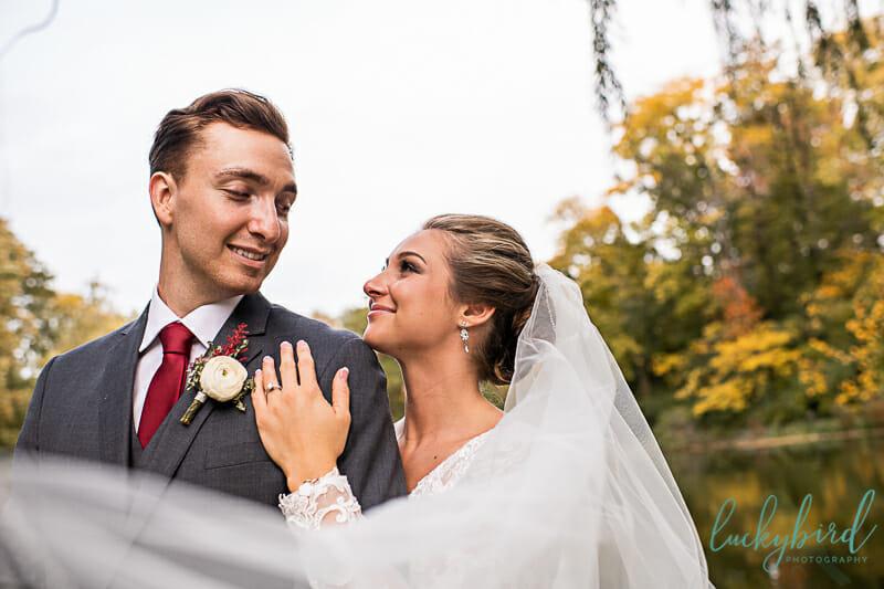 schedel gardens fall wedding