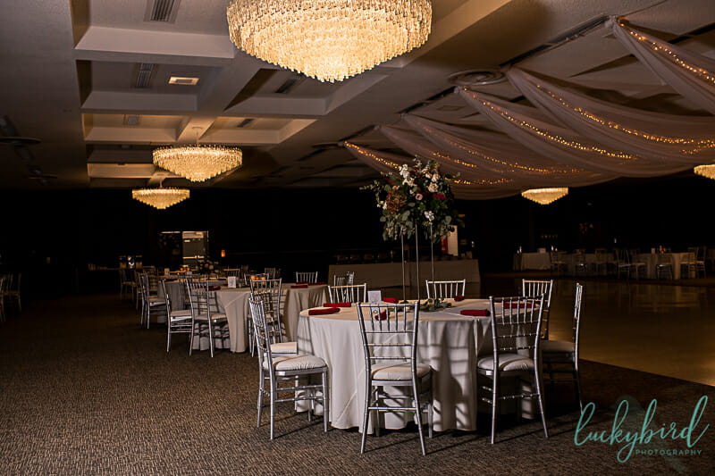 stranahan wedding reception