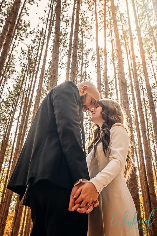 the spot oak openings wedding