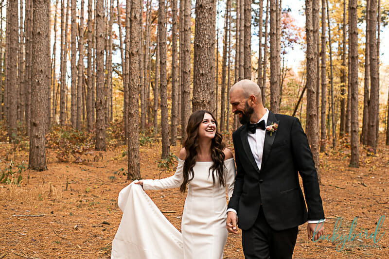 toledo park wedding