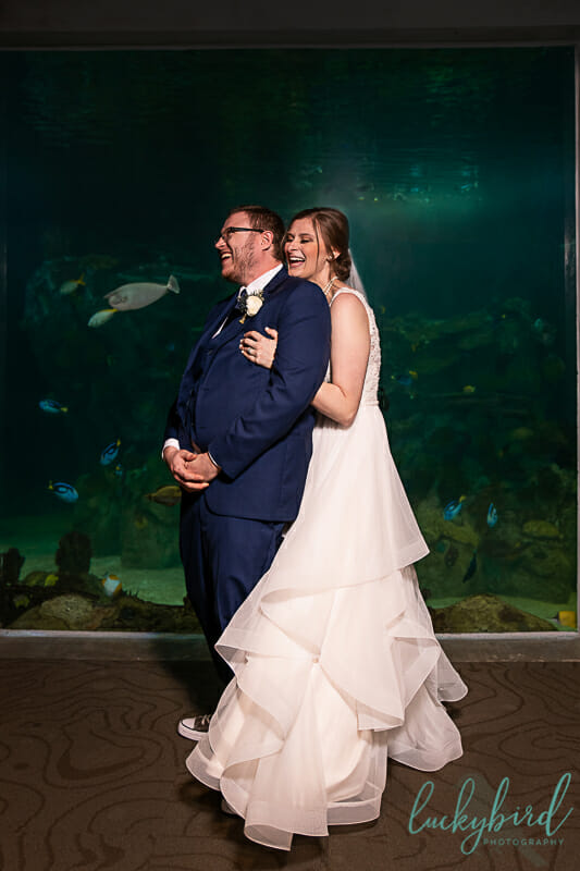 toledo zoo ceremony and reception