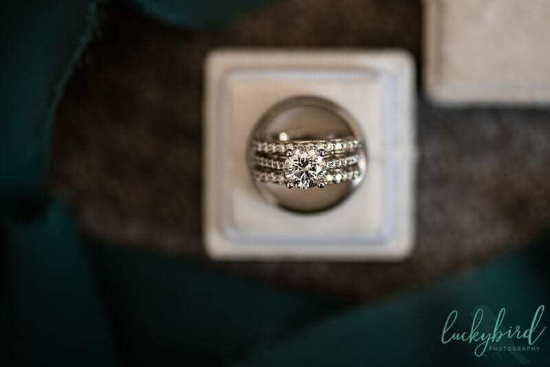 wedding rings at inverness