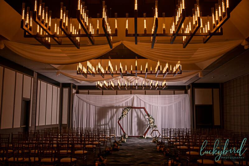 renaissance toledo wedding ceremony